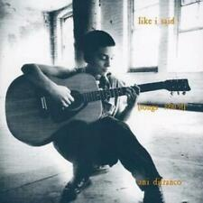 Ani DiFranco : Like I Said CD (2002) ***NEW***