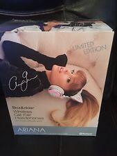 New Limited Edition Ariana Grande Wireless Bluetooth Cat Ear Headphones