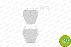 FERODO BRAKE PADS Front For AUDI A8 D2(4D) 1995-2000 - 4.2L V8 - FDB1710