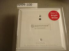 "NOTIFIER NMM-100  (WHITE)  ""NEW"""