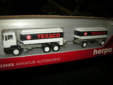 1:87 Herpa LKW mit Anhänger Texaco OVP