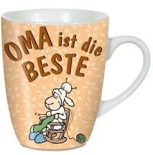 Nici Tasse Oma ist die Beste Kaffeetasse Kaffeebecher Geschenk Großmutter Tee