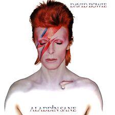 David Bowie ALADDIN SANE Limited Edition GATEFOLD New Silver Colored Vinyl LP