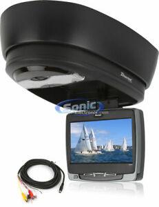 "Directed Video DVB272   7"" TFT-LCD Overhead Flip-down Monitor NEW"