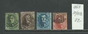 Belgium Belgique Belgien 1863