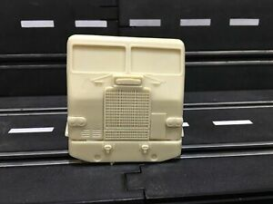 1/32 RESIN White Freightliner COE Cabover Semi Truck Cab