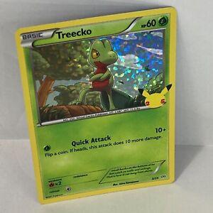 Pokemon McDonald's Treecko HOLO 03/25 Pack Fresh🇨🇦 Pikachu 25th Anniversary NM