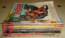 ~22x 1960s-1970s Gold Key Comic LOT Tarzan Phantom Supercar Twilight Zone ~More~