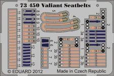 Eduard 1/72 Vickers Valiant mk.1 Seatbelts Colour # 73450