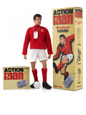 Action Man Footballer 50th Anniversary AM713 NEW BOXED OFFER