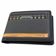 Atari 2600 Official Classic Console Black Wallet