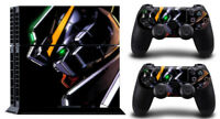 GUNDAM Mobile Suit DECAL SKIN PROTECTIVE STICKER for SONY PS4 CONSOLE CONTROLLER