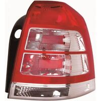 Vauxhall Zafira Mk2 MPV 3/2008-2014 Rear Back Tail Light Lamp Drivers Side O/S