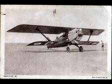AVORD (18) AVION BREGUET 19 animé en 1936