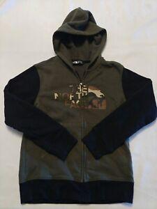 THE NORTH FACE Boys (M - 10) Pullover Hooded sweatshirt - EUC