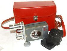 Kiev-16C-2 16mm Soviet Movie camera Sovnarkhos #6443-60 1960 year