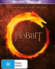 THE HOBBIT Trilogy 1 2 3 : NEW R-B Blu-Ray