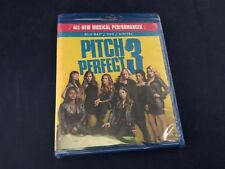 Pitch Perfect 3 (Blu-ray/DVD/Digital, 2017) No Slipcover