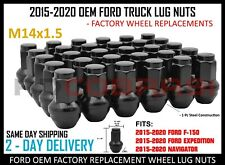 24 Pc 2015-2020 Ford F-150 Expedition Lug Nuts Factory Wheels