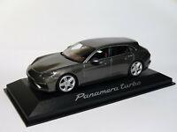 Porsche Panamera Turbo Sport Turismo 2017 au 1/43 de Minichamps WAP0207610H