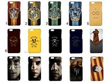 Carcasa Harry Potter para Iphone 4 5 5S SE 6 plus 7 plus 8 plus X Funda Rígida