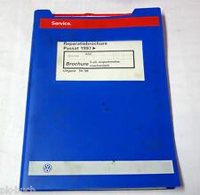 Reparatiebrochure VW Passat B 5 5-cil. Inspuitmotor Mechanical since 1997
