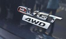 Trunk Rear eVGT 4WD Emblem Badge Genuine For 2013+ Hyundai Santa Fe DM Sports