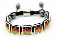 Deutschland Shamballa football ec Jewelry Fan Item European championship