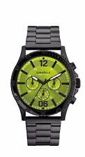 Caravelle New York Men's 45A107 Chronograph Quartz Green Dial 44mm Watch