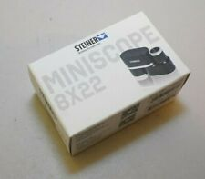Steiner Miniscope 8x22 Monocular Brand New in Sealed Box