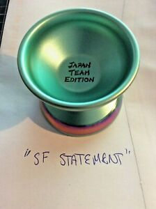 "SF Yoyos Statement ""BLISS"" Japan Team Edition"