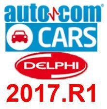 DELPHI  / AutoCom 2017 Neueste Software + Aktivierung