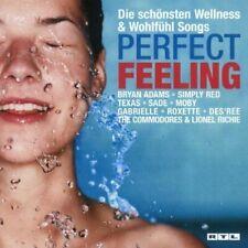Perfect Feeling-Die schönsten Wellness & Wohlfühl Songs Commodores & Li.. [2 CD]