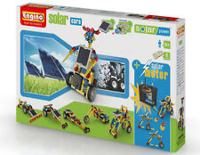 *NEW IN BOX* ENGINO Toy System Solar Powered Car / Cars Science Construction Kit