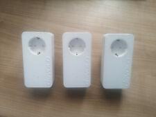 3 x devolo dLAN 1200+ Powerline Gigabit LAN 1200mbits