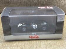 JAGUAR C TYPE WALKER / MOSS 1953 LE MANS ENTRY D.GREEN 1:43 QUARTZO MODEL BOXED