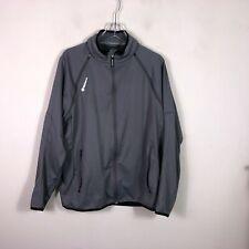 Sunice Hurricane Jacket Men's Large Gray Convertible Jacket Vest