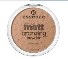 Essence Sun Club Matt Bronzing Powder 02 darker Skin
