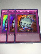 YuGiOh Toon Briefcase DRL2-EN029 - Super Rare - NM/M - 1st Ed