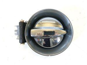 Genuine Used MINI Cooper S Chrome Fuel Filler Cap Dark Grey Surround R53 7077534