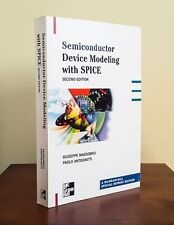 Semiconductor Device Modeling with Spice by Giuseppe Massobrio, Paolo Antognetti