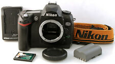 NIKON D70 digital camera body only. 680nm IR infra red converted 6800 shots