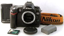 Fotocamera Digitale Nikon D70 solo Corpo. 680 NM IR a infrarossi convertito 6800 scatti