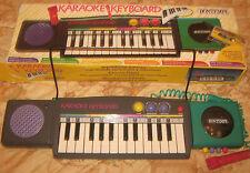 """Strumenti Musicali/Pianoforti/Tastiere""""KARAOKE KEYBOARD BONTEMPI""""Non Funzionante"""
