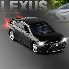 Lexus ES300H 1/32 Model Car Alloy Diecast Toy Vehicle Collection Kids Gift Black