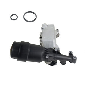 New Oil Filter Housing + Cooler 6511800610 for Mercedes-Benz C204 C205 W204 W205