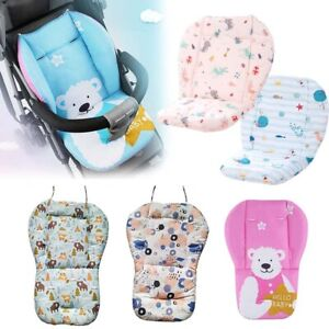 Universal Baby Stroller High Chair Seat Cushion Liner Mat Cart Chair Pad Cover