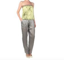 Silk jumpsuit BNWT Size 14 UK RRP£220 Painted art one piece playsuit