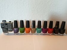 LOT VERNIS A ONGLES OPI