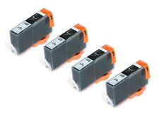 4 NON-OEM INK CARTRIDGE HP 564XL BK OfficeJet 4610 4620 4622 Deskjet 3070 3520
